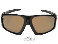 Oakley Field Jacket OO9402-0764 Sunglasses Matte Black Prizm Tungsten POLARIZED