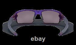 Oakley Flak 2.0 TOKYO Sunglasses OO9271-4061 Blue/Red Shift With PRIZM Grey (AF)