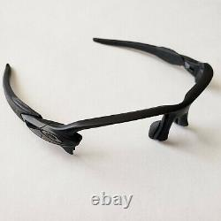 Oakley Flak 2.0 XL Matte Black Gunmetal Icons Replacement Frame Only Authentic