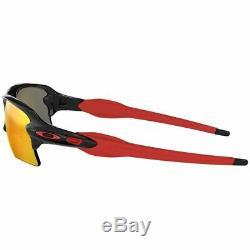 Oakley Flak 2.0 XL Men's Sunglasses WithPrizm Ruby Lens OO9188-8059