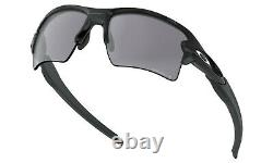Oakley Flak 2.0 XL POLARIZED Sunglasses OO9188-7259 Polished Black WithPRIZM Black