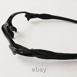 Oakley Flak 2.0 XL Polished Black Gunmetal Replacement Frame Only Authentic
