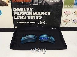 Oakley Flak 2.0 XL Prizm Deep Water Polarized SKU# 101-108-005 Brand New with bag