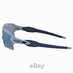 Oakley Flak 2.0 XL Prizm Sapphire Rectangular Men's Sunglasses OO9188 918889 59