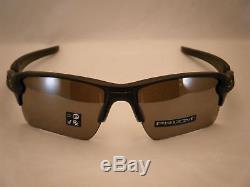 Oakley Flak Jacket 2.0 XL Matte Black w Prizm Black Lens (oo9188-73)