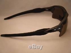 Oakley Flak Jacket 2.0 XL Steel w Prizm Daily Polar Lens (oo9188-60)