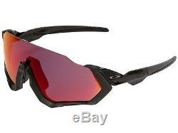 Oakley Flight Jacket Sunglasses OO9401-0137 Polished Black Prizm Road 9401 01