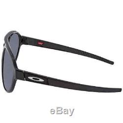 Oakley Forager Prizm Gray Round Men's Sunglasses OO9421 942101 58 OO9421 942101