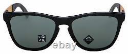 Oakley Frogskins Mix Sunglasses OO9428-0255 Polished Black Prizm Black Lens