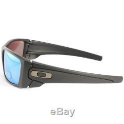 Oakley Fuel Cell OO9096-D8 Matte Black/Prizm Deep H2O Polarised Men's Sunglasses