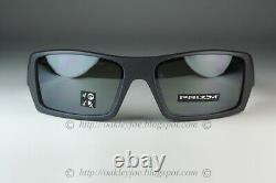 Oakley GASCAN POLARIZED Sunglasses OO9014-3560 Steel COLOR Frame With PRIZM Black