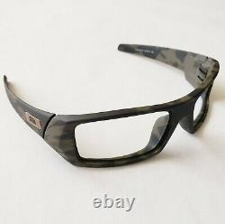 Oakley Gascan Matte Olive Camo Replacement Frame Only Authentic OO9014-5160