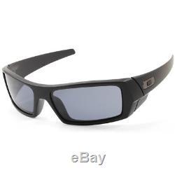 Oakley Gascan OO9014 03-473 Matte Black/Grey Men's Sport Sunglasses