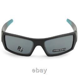 Oakley Gascan OO9014-53 Black/Prizm Black Polarised Men's Rectangular Sunglasses