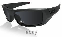 Oakley Gascan Steel Prizm Black Polarized Authentic Sunglasses 0OO9014