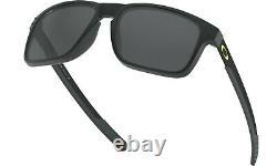 Oakley HOLBROOK MIX POLARIZED Sunglasses OO9384-1457 Black With PRIZM Black Lens