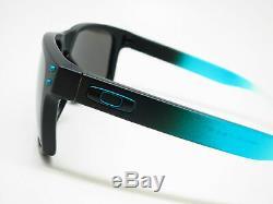 Oakley HOLBROOK POLARIZED Sunglasses OO9102-K155 Ignite Arctic Fade/ PRIZM Black