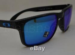 Oakley HOLBROOK XL (OO9417-03 59) Polished Black with Prizm Sapphire Lens