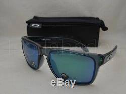 Oakley HOLBROOK XL (OO9417-14 59) Crystal Black with Prizm Jade Lens