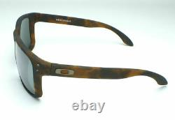 Oakley HOLBROOK XL Sunglasses OO9417-0259 Matte Brown Tortoise With PRIZM Black