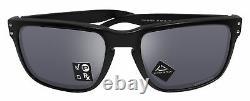 Oakley Holbrook Matte Black Frame Prizm Grey Lens Sunglasses 0OO9102