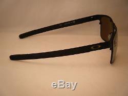 Oakley Holbrook Metal Matte Black w 24K Iridium Lens NEW sunglasses (oo4123-13)