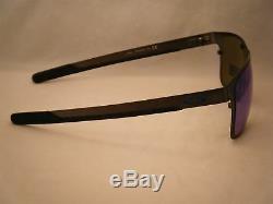 Oakley Holbrook Metal Matte Gunmetal w Prizm Sapphire Iridium Polar (oo4123-07)