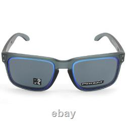 Oakley Holbrook OO9102-G9 Grey Smoke/Prizm Grey Men's Designer Sunglasses