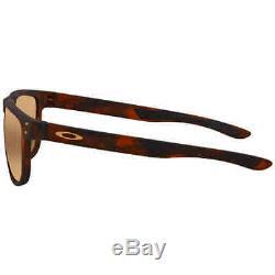 Oakley Holbrook R Prizm Tungsten Polarized Square Men's Sunglasses OO9377 937706