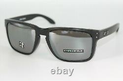 Oakley Holbrook XL POLARIZED Sunglasses OO9417-0559 Matte Black With PRIZM Black