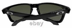 Oakley Holbrook XL Polished Black Frame Prizm Black Lens Sunglasses 0OO9417