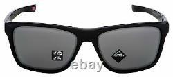 Oakley Holston Sunglasses OO9334-1458 Polished Black Prizm Black Polarized
