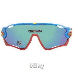 Oakley Jawbreaker Prizm Jade Wrap Men's Sunglasses OO9290 929042 31