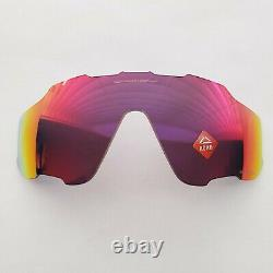 Oakley Jawbreaker Prizm Road Lens Authentic 101-111-007 Red Cycling Racing