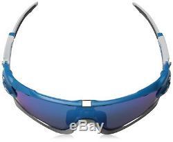Oakley Jawbreaker Sunglasses Sky Blue/ Sapphire Iridium 53mm