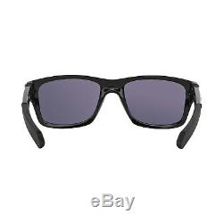 Oakley Jupiter Squared Sunglasses Polished Black/ Jade Iridium 56mm