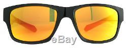 Oakley Jupiter Squared VR46 OO9135-11 Valentino Rossi Iridium Men's Sunglasses
