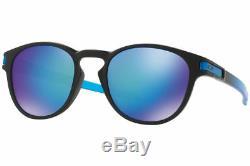 Oakley LATCH Sapphire Fade POLARIZED PRIZM Sapphire Blue Sunglass OO9265-18