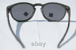 Oakley LATCH Sunglasses OO9349-3253 Woodgrain With PRIZM Black Lens (AF)