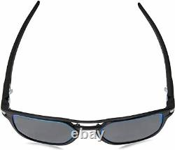 Oakley Latch Alpha Sunglasses OO4128-0653 Matte Black Frame With PRIZM Grey Lens