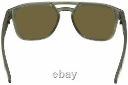 Oakley Latch-Beta OO9436 03 Sunglasses Men's Olive Ink/Prizm Tungsten Lens 54mm