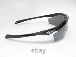 Oakley M2 Frame XL POLARIZED Sunglasses OO9343-09 Polished Black WithBlack Iridium