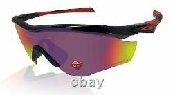 Oakley M2 Frame XL black frame Prizm lens Road authentic sunglasses OO9343-0845