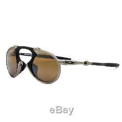 Oakley Mad Man Sunglasses OO6019-03 Plasma / Tungsten Iridium Polarized