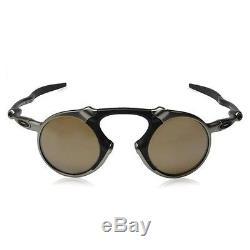 Oakley Madman Plasma Tungsten Iridium Polarized Men's Sunglasses OO6019-03