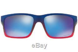 Oakley Mainlink Neon Pop Fade sunglasses OO9264 3257 Prizm Sapphire lens