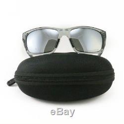 Oakley Mainlink Sunglasse OO9264-11 Polarized Iridium Dark Inl Fade