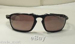 Oakley Men Sunglasses Badman Dark Carbon Prizm Daily Polarized