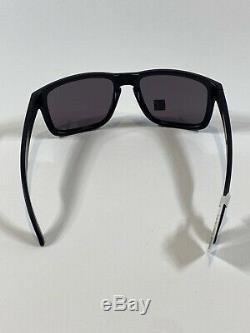 Oakley Men Sunglasses Holbrook XL OO9417-01 Matte Black Frame / Warm Grey Lenses