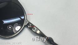 Oakley Men Sunglasses Madman Pewter Black Iridium Polarized